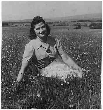 Leah Monowitz 1946