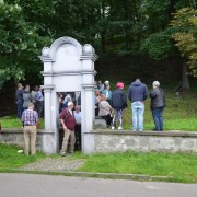 A roots journey to Zaglembie 2016 - Old cemetery in Będzin